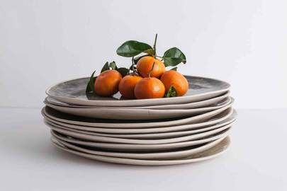 Handmade Plates by Wonki Ware