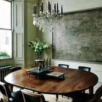 Dining Room - London Terrace Restoration