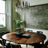 Dining Room - London Terrace Restoration