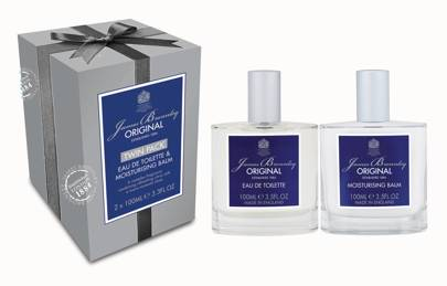 12. James Bronnley Original - Duo Gift Set 2 x 100ml, £17.00