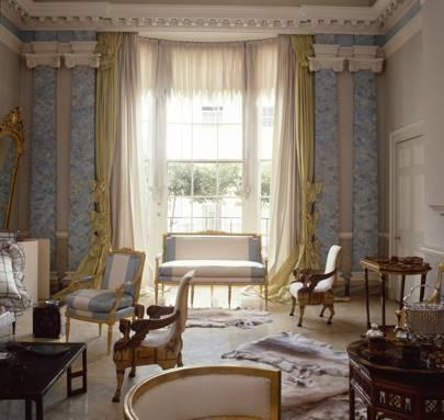 Pauline de Rothschild's Albany Set, London