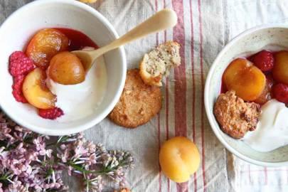 Fruit Recipes - Desserts & Cakes Recipes