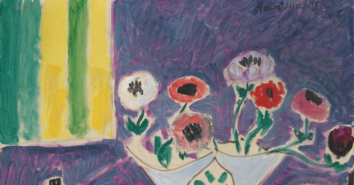 Works unseen for decades by Picasso, Modigliani and Monet go on sale at Sotheby's