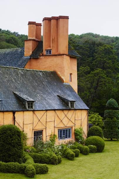 Arne Maynard's late-medieval farmhouse