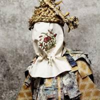 Fabric: Swiss Sprig