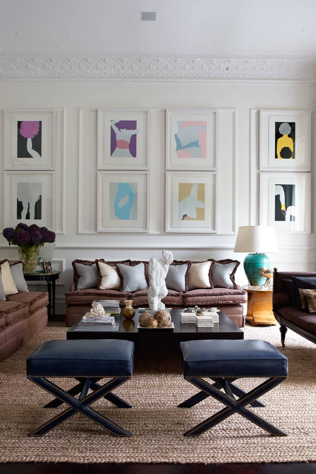 Picture Frames Living Room Furniture Designs Decorating Ideas House Garden