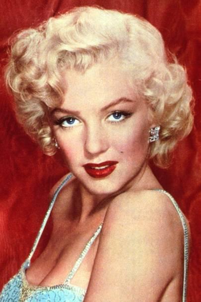 Marilyn Monroe's beauty secrets