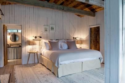 Soho Farmhouse: Panelled Bedroom