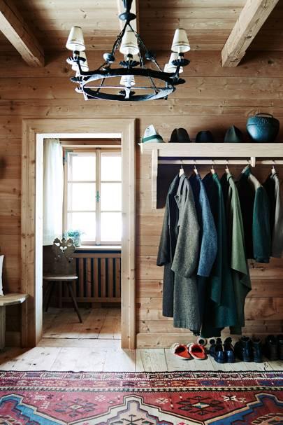 Coat Room