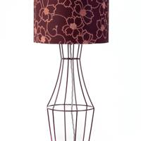 July 26: Kimono Figurina Blush Table Lamp, £298, by Bespoke Boutique