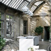Country House Orangery with Kitchen