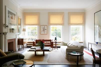 Rita Konig Manhattan House - Living Room