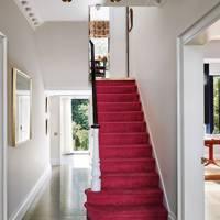 Bright stairway