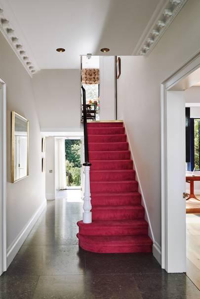 Hallway - Charles Rutherfoord London House