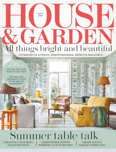 House Garden Magazine Archive House Garden