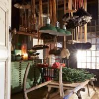 Wooden Sledge - Tudor House