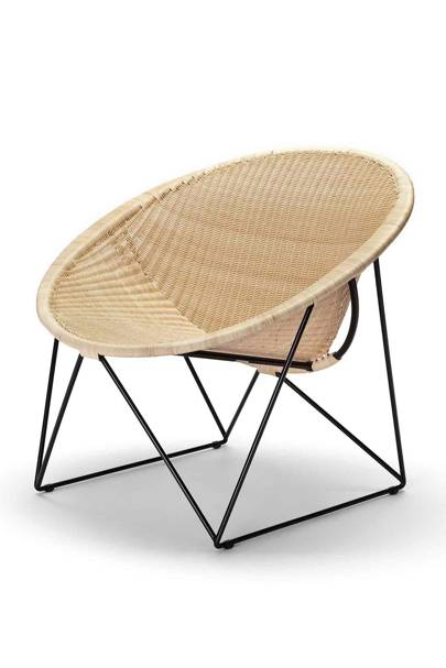 Rattan C317 Chair