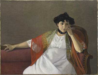 Félix Vallotton, until September 29