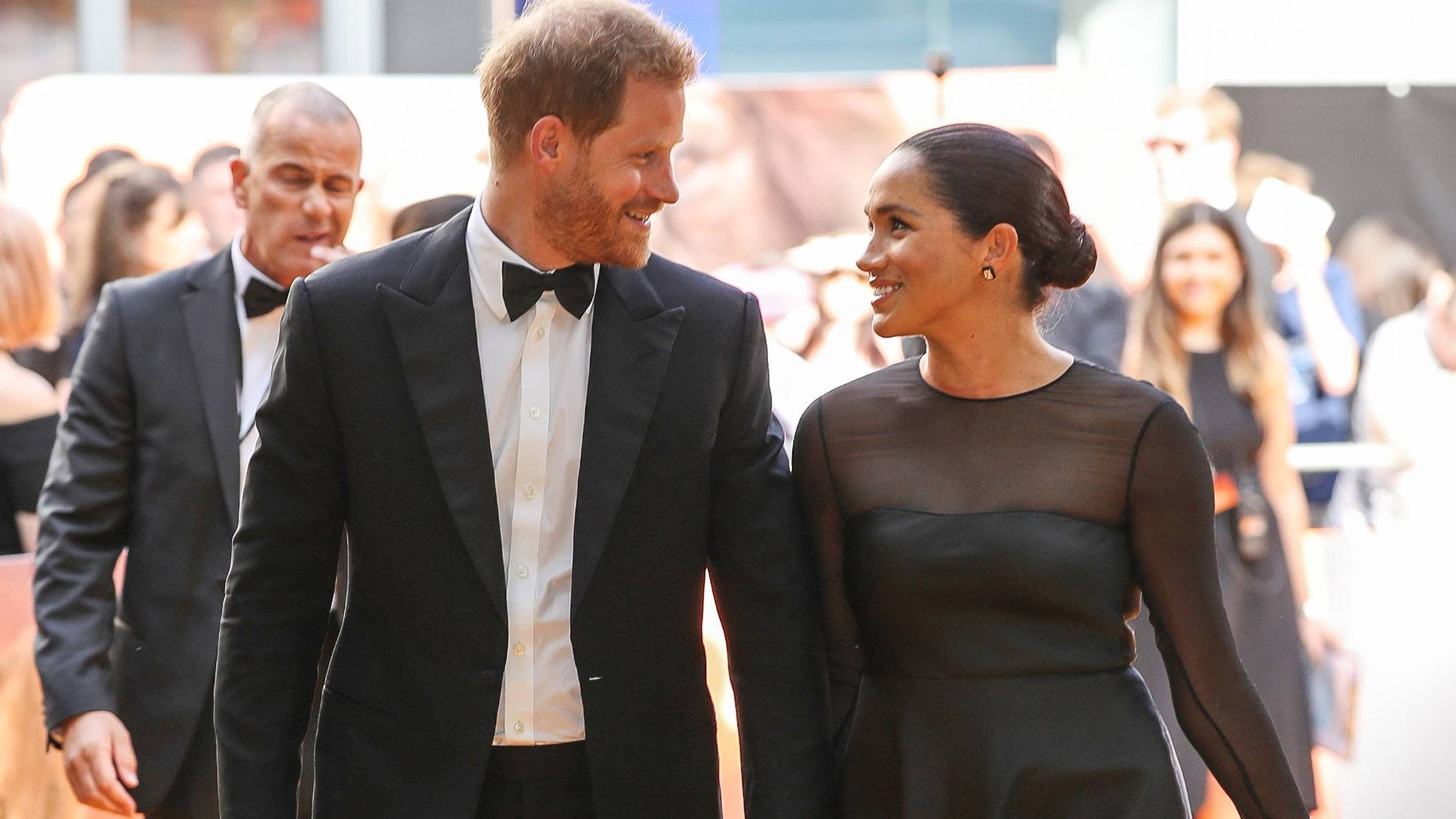 The Duke and Duchess of Sussex are looking for a house in Los Angeles