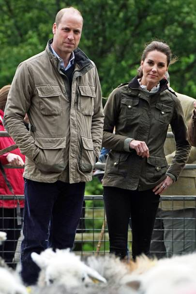 See the cosy spot where Prince William and Kate Middleton had an afternoon tea date