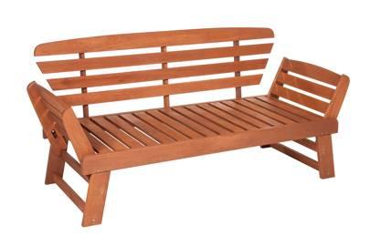 Wooden Sofa Bench