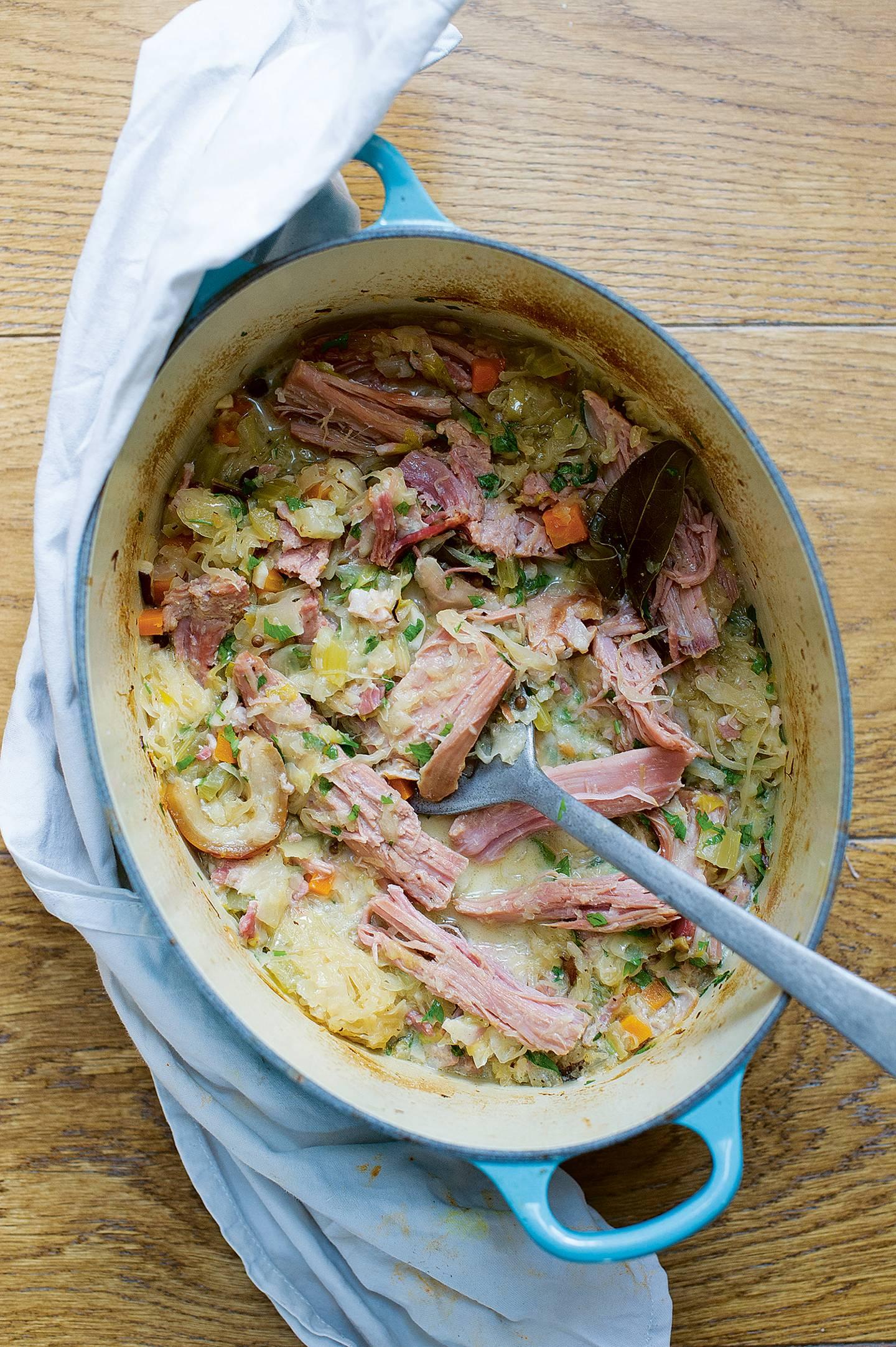 Ham choucroute