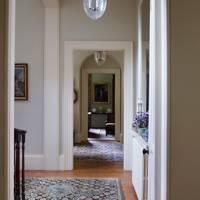Entrance Hall - Traditional Cornwall House