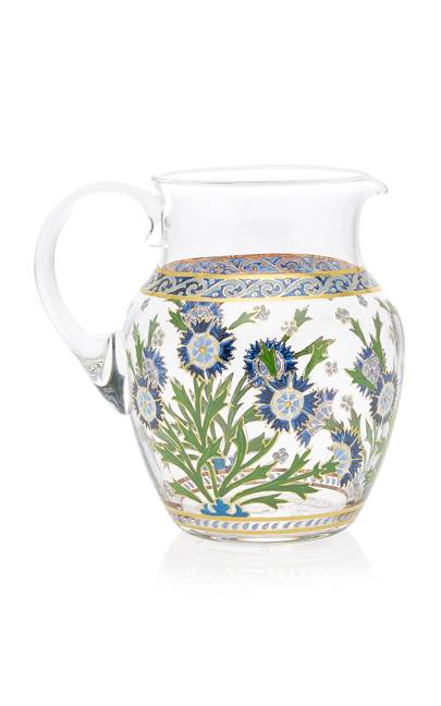 Lobmeyr exclusive Persian glass pitcher, £384