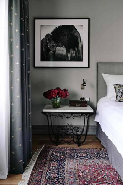 Bedroom - London Terrace Restoration