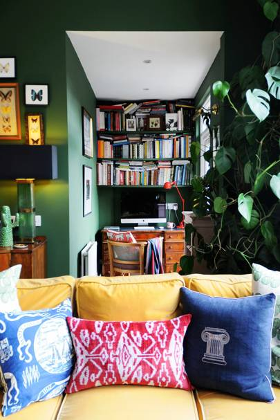 The Study Nook and Sofa