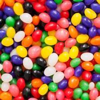 10 Jelly Beans = 100 Kcal