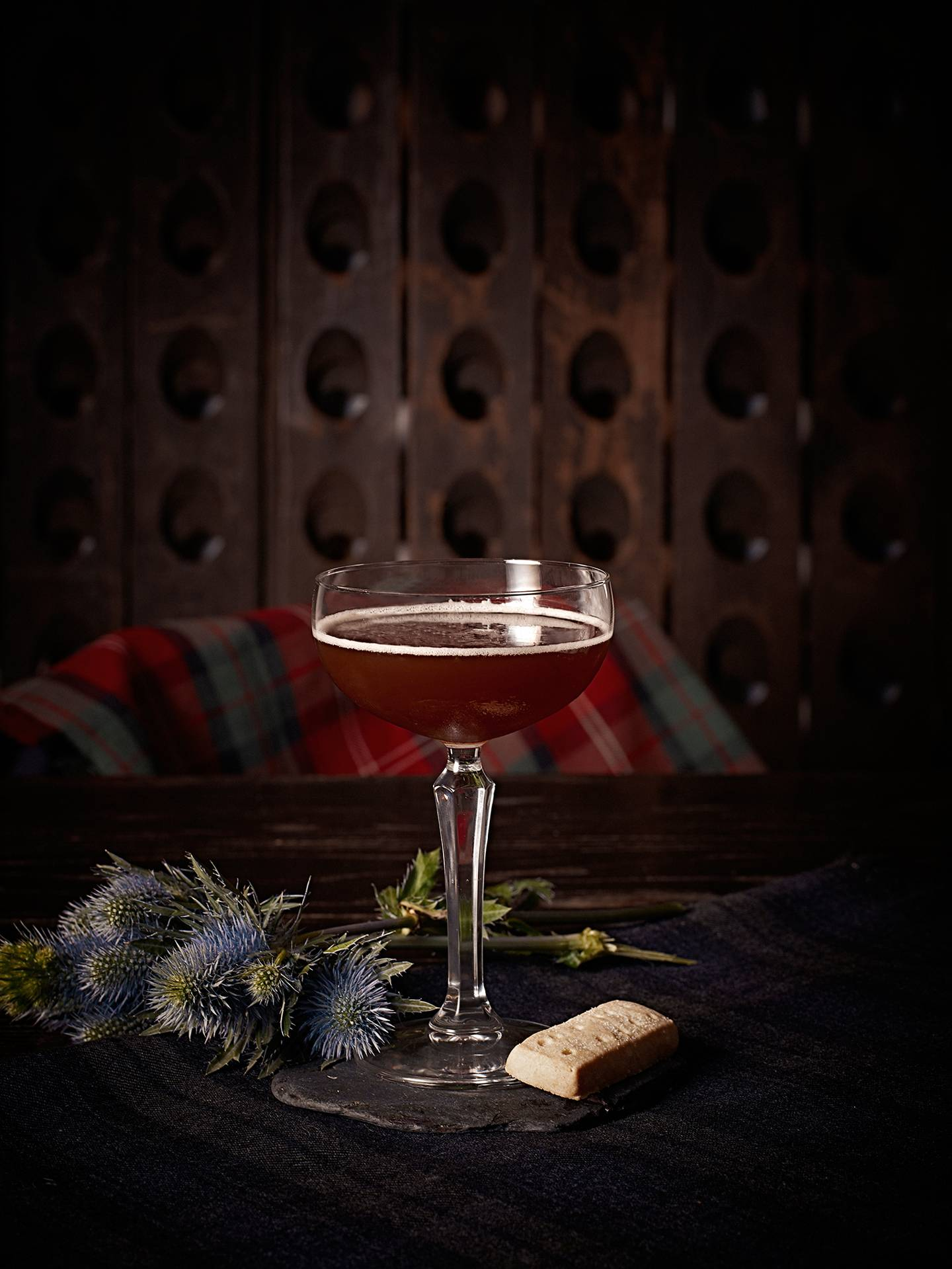 A cocktail for a Burns Night supper