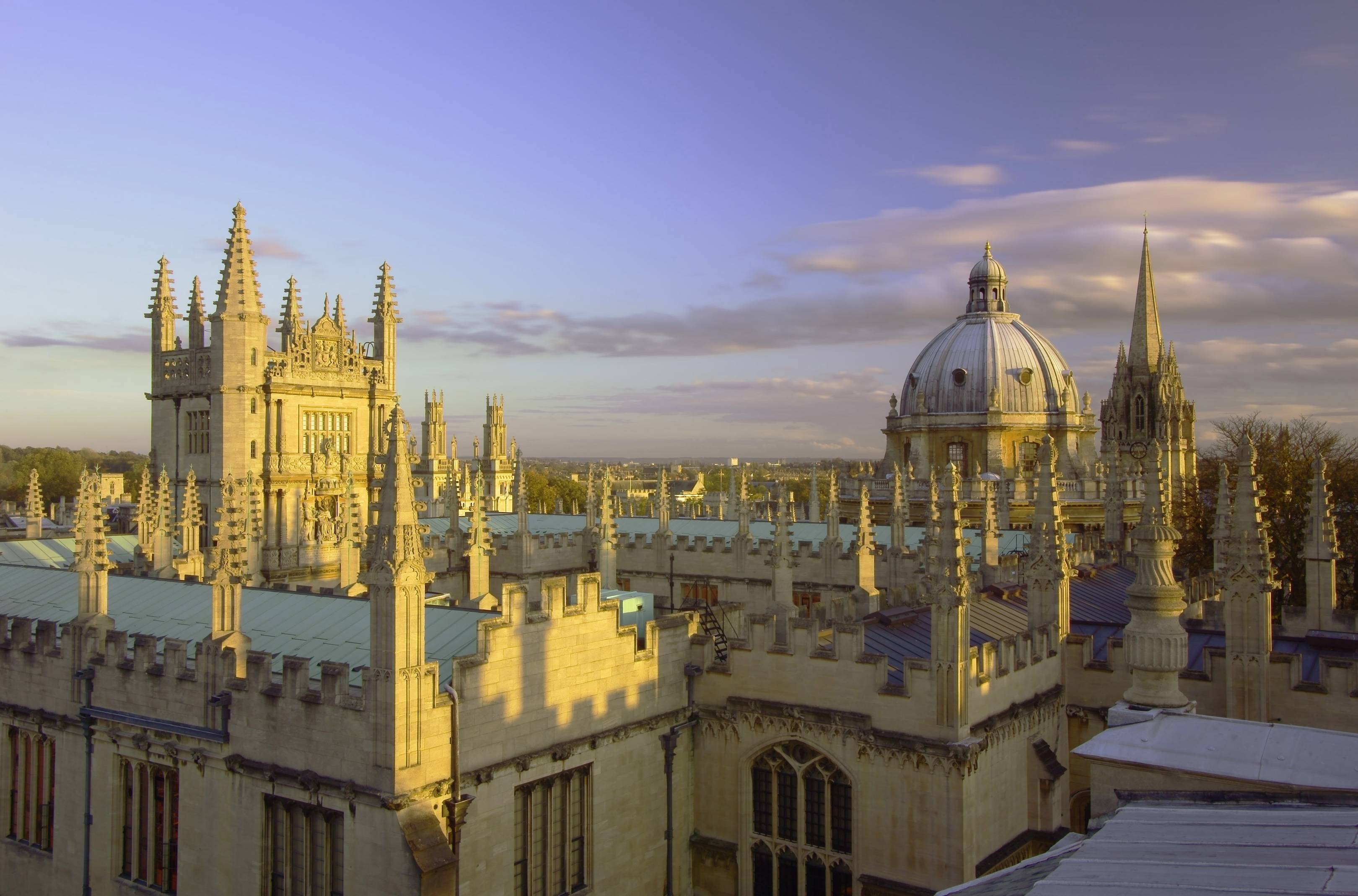 A 'His Dark Materials' guide to Oxford