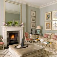 Drawing Room Fireplace