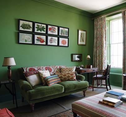 Living Room Colours - living room color ideas | House & Garden
