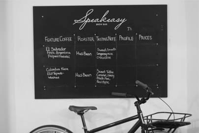 Speakeasy Espresso & Brew Bar