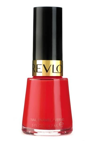 Revlon Nail Enamel in Revlon Red
