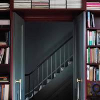 Dark Moody Hallway