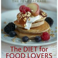 February 17: Pure Package £50 voucher and The Diet for Food Lovers Cookery Book by Jennifer Irvine, £70