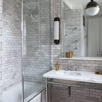 Bathroom - Victorian Mansion Flat