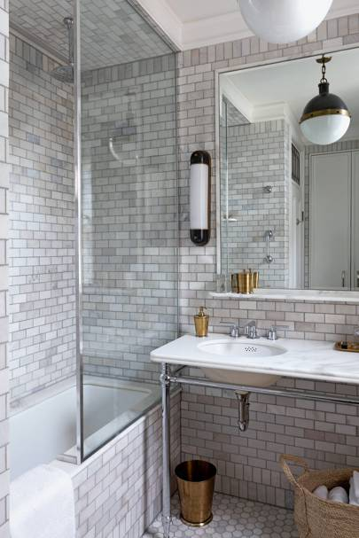 Bathroom - Victorian Mansion Flat