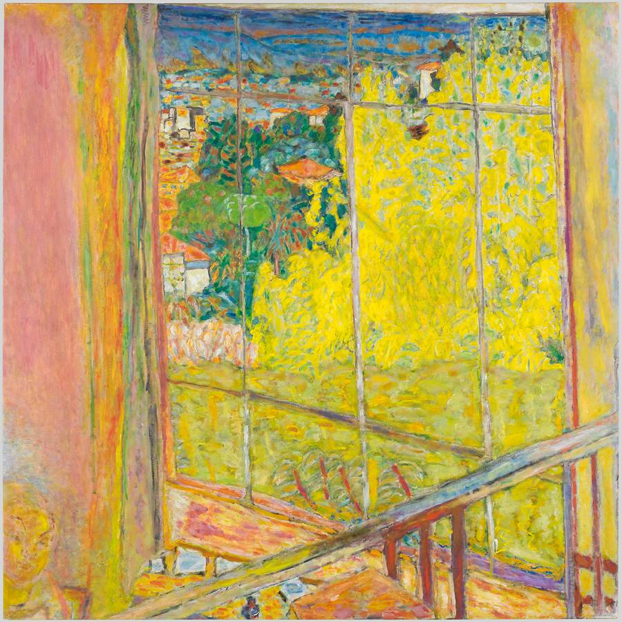 The untold story: 'The studio with mimosas' by Pierre Bonnard