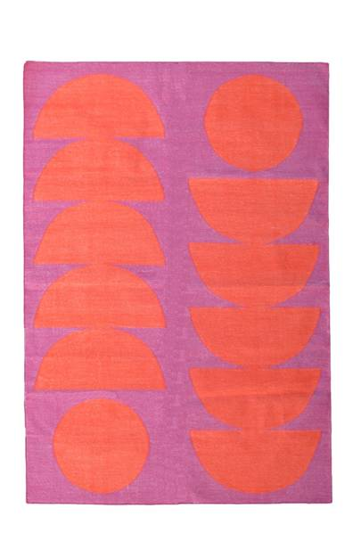 Francesca Gentili Chandrama Pink and Orange
