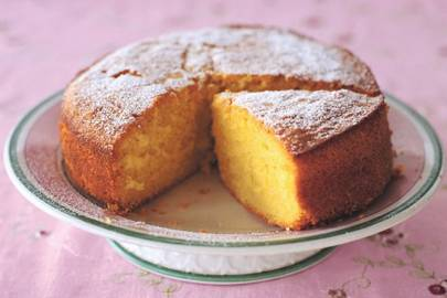Vanilla Cake Recipe House Garden
