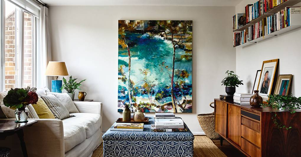 The west London flat of Sirplus founder Henry Hales is a masterclass in opening up a small space