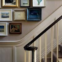 Staircase - English Garden Square House