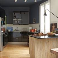 Craig Hanna Paris Flat - Kitchen