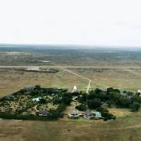Aerial View - Segera Retreat Kenya