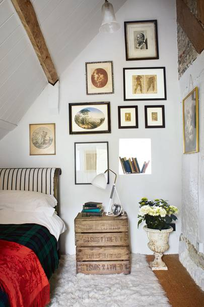 Cosy Spare - Sussex farmhouse - Bedroom Ideas