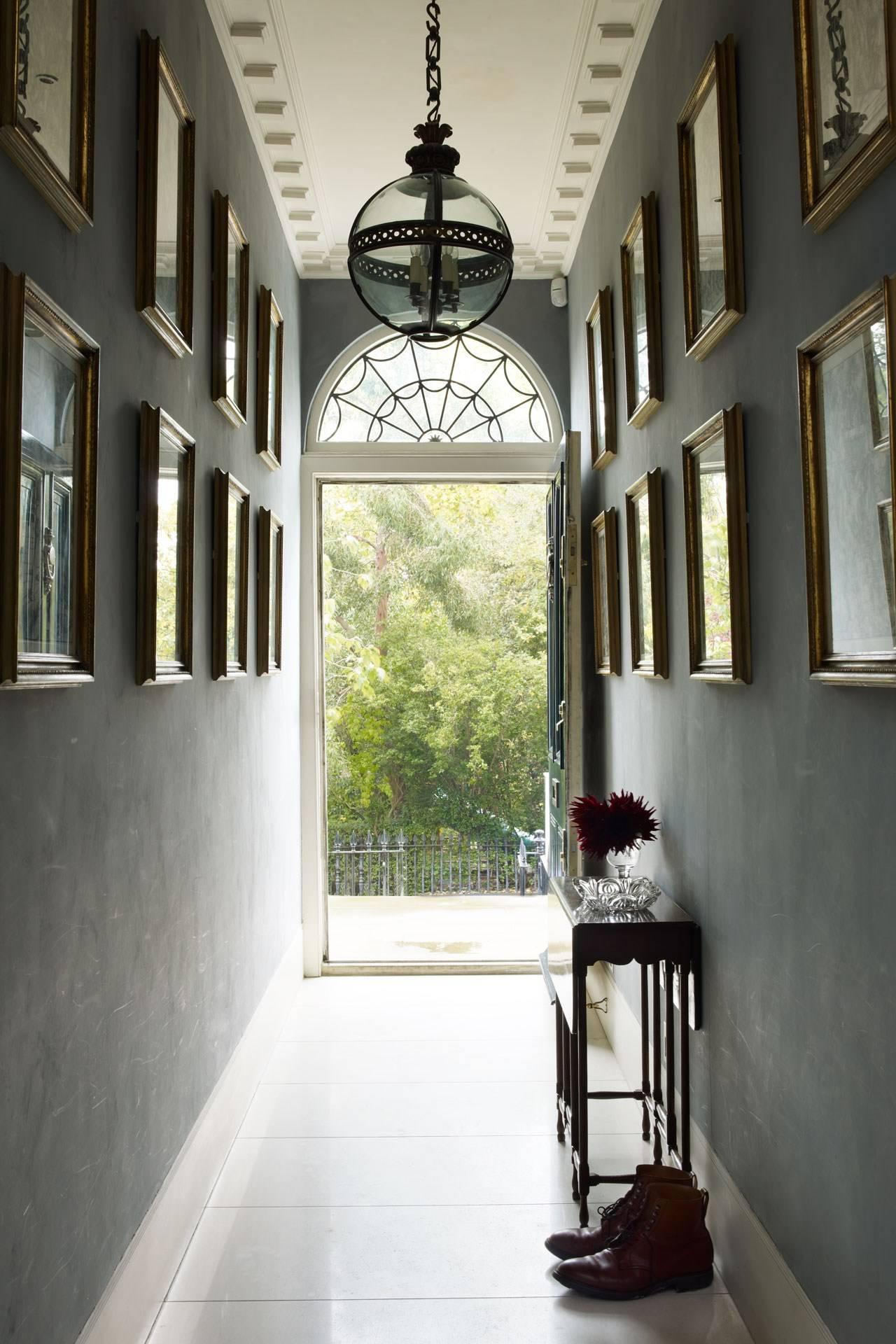 Grey Hallway Ideas House Garden